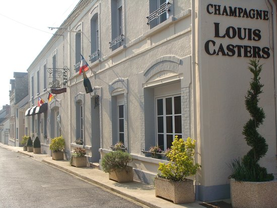 Champagne Louis Casters