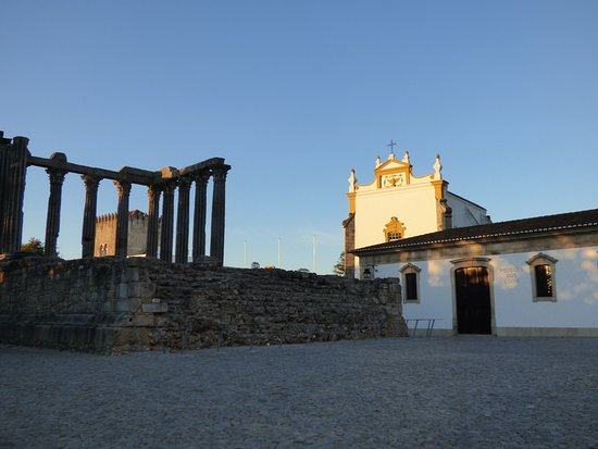 Pousada Convento de Évora Resmi