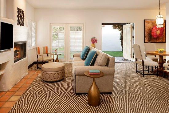 La Quinta, Kaliforniya: Hideaway Suite Living Room