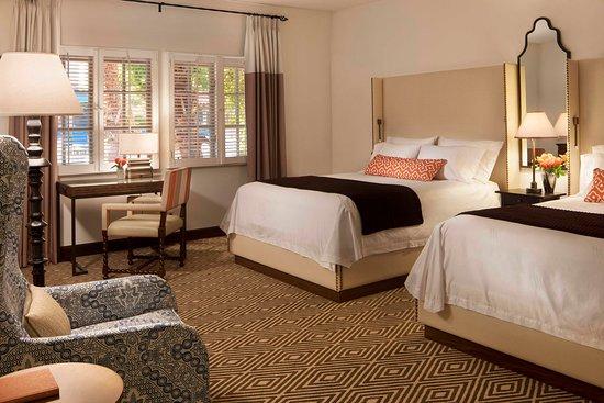 La Quinta, Kaliforniya: Deluxe Casita 2 Queen Beds