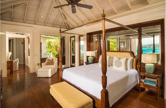 Round Hill Hotel & Villas : Grand Pineapple Villa Suite