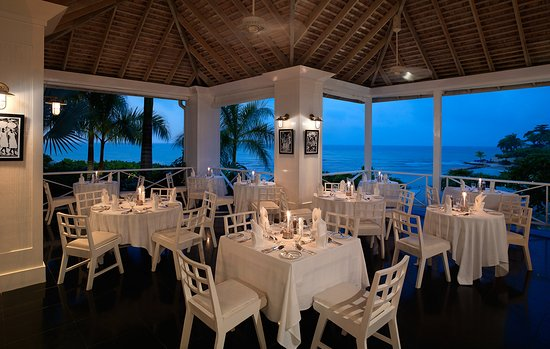 Round Hill Hotel & Villas : The Grille