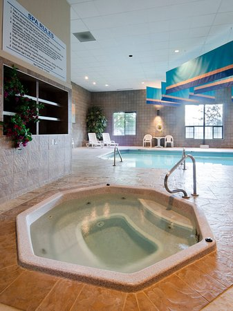 Butte, MT: Hot Tub