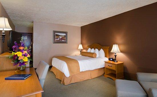 Butte, MT: Guest Room