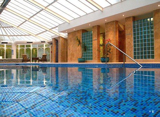 Llandrindod Wells, UK: Indoor Pool