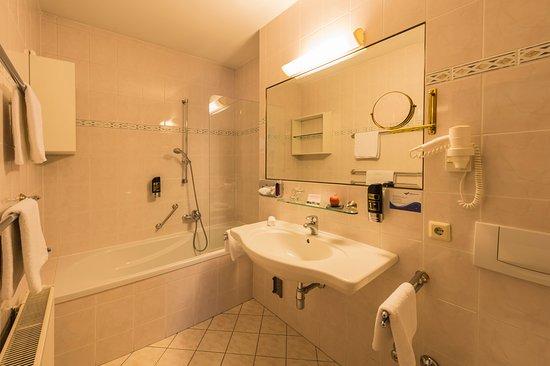Reith bei Kitzbuehel, Österrike: Badezimmer