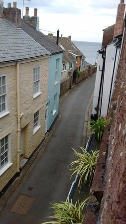 Cawsand, UK: View from Second Floor Double Room