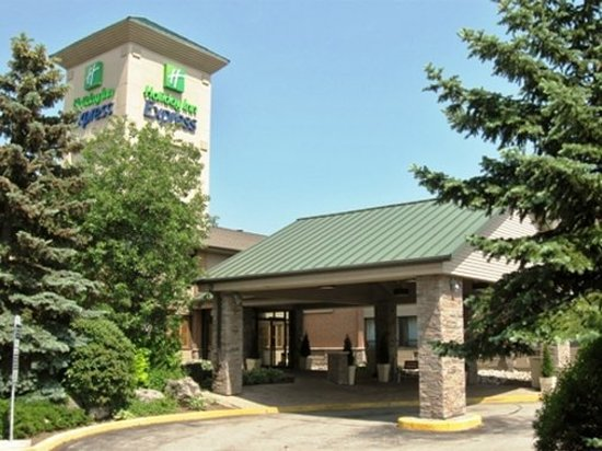 Holiday Inn Express Toronto East: Welcome To Your Home Away From Home