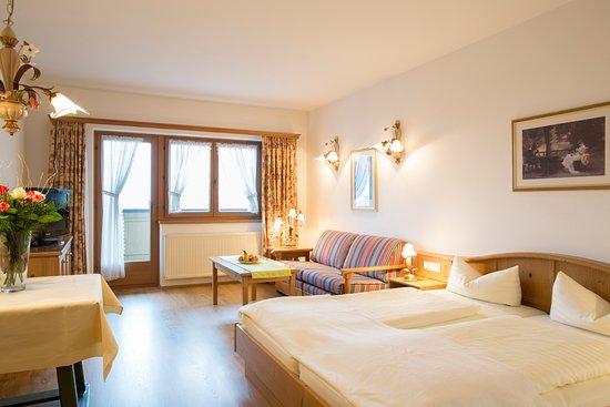 Reith bei Kitzbuehel, Österrike: Doppelzimmer