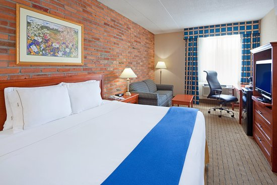 Holiday Inn Express Toronto East: Executive Room