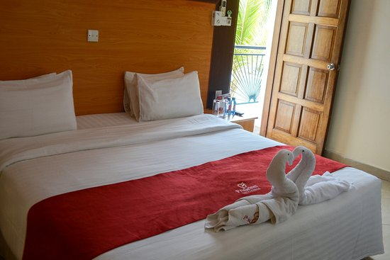PrideInn Express Nyali : Standard Double Room