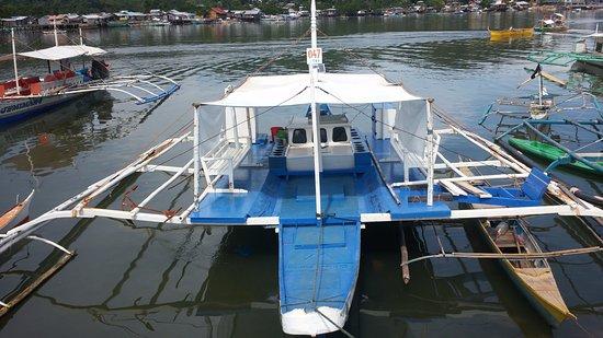 bangka boat picture of w divers coron coron tripadvisor