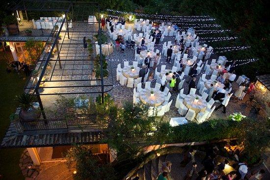 Manziana, Italia: evento notturno