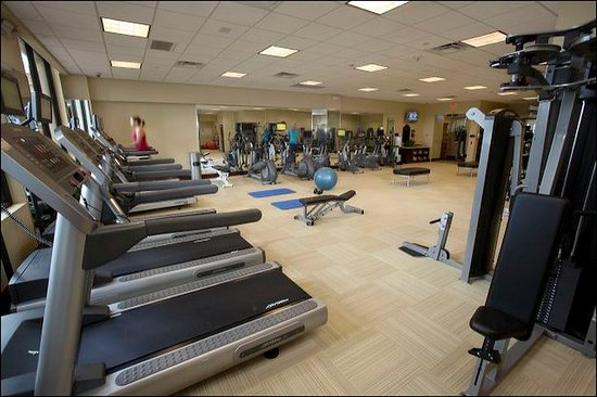The Florida Hotel & Conference Center: Fitness Center