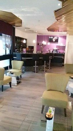 Bar de l'Hotel Club