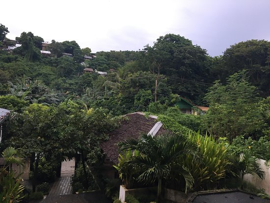 Boracay Residences: View from the veranda