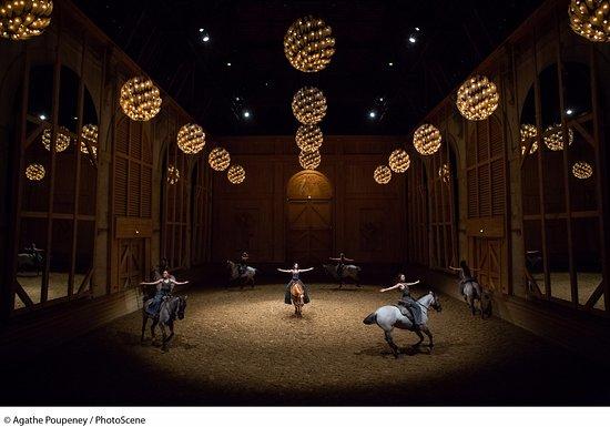 Académie Équestre de Versailles : Danse à cheval