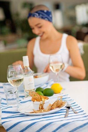Burgas Province, Bulgarie : restaurant AMAYA BEACH - food