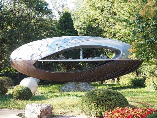 Shenyang International Horticultural Expo Garden: Art