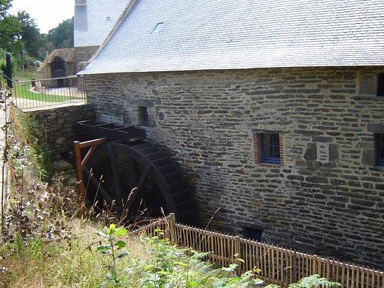 เควสเทมเบิร์ท, ฝรั่งเศส: Moulin de Lançay à Questembert