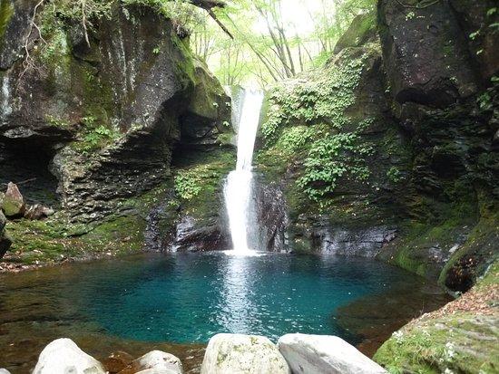 Фотография Oshiraji Falls