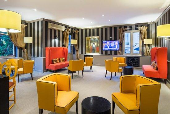Hôtel Brice Garden : Lobby
