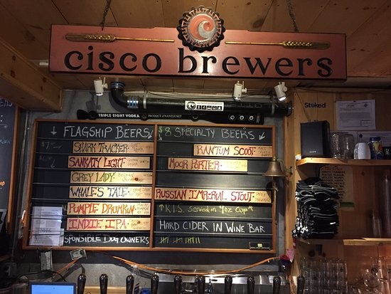 Cisco Brewers