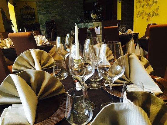 A fine Mediterranean Restaurant in Castletown