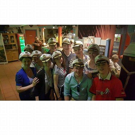 Vlaardingen, Holland: BBQ ZieZo's Crew... at your service!! :-)