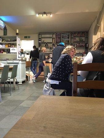 Café at Arne RSPB