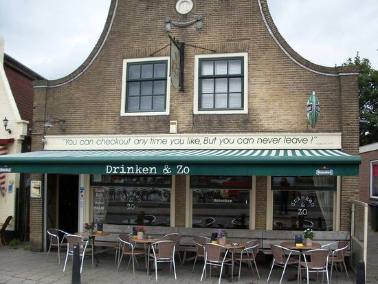 Uithoorn, Países Bajos: Drinken & Zo
