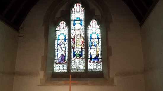 Capel, UK: St Thomas a Becket