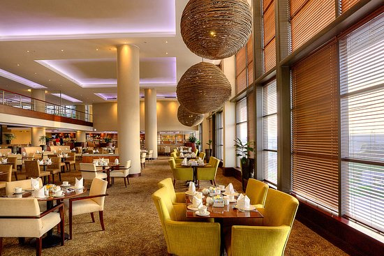City Lodge Hotel OR Tambo Airport: Lounge