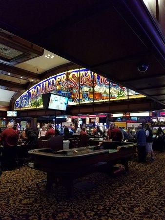 Boulder Station Hotel and Casino Bingo Room: Casino