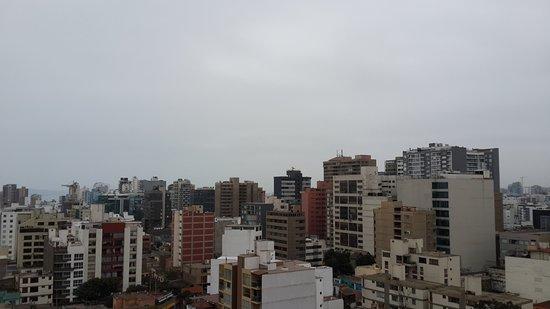 Estelar Apartamentos Bellavista: Вид из окна