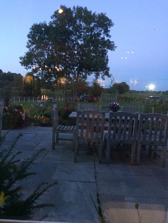 Whalley, UK: The Aspinall Arms Grounds