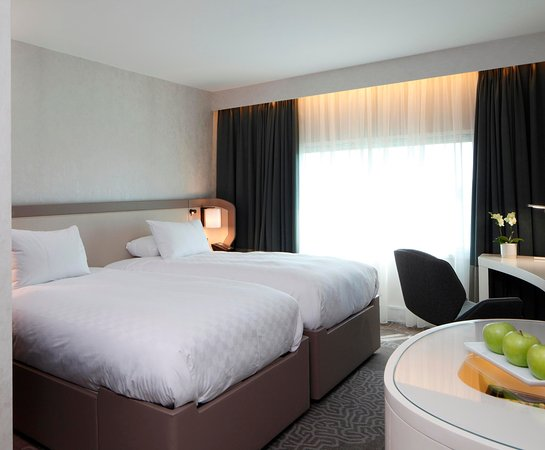 Hilton London Heathrow Airport: Executive Twin