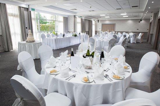 Bellshill, UK: Wedding Set Up