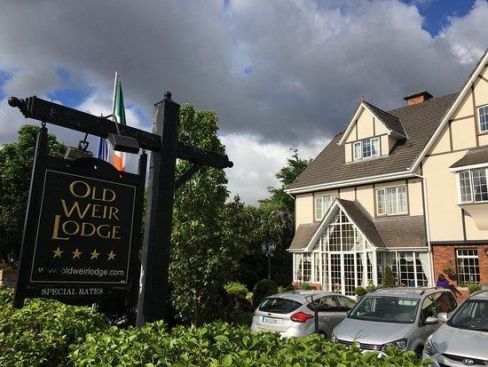 Old Weir Lodge: photo1.jpg