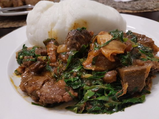Good And Cheap African Good Experience Picture Of Afrique Cuisine