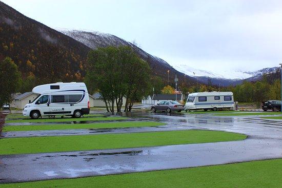 Campingplatz in Tromsö