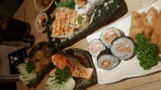 Серия, Бруней-Даруссалам: Dinner@kaizen seria