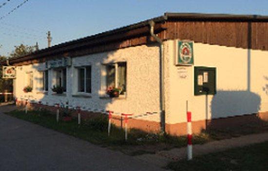Schöneiche bei Berlin, Deutschland: Gaststätte Vereinsheim Erpetal, Duftgeranienweg 40