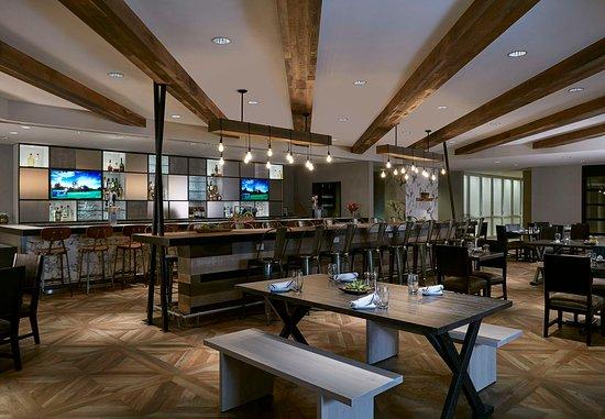 Cooper's Mill Bethesda - Dining Room