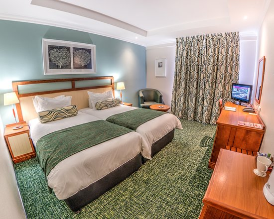 City Lodge Hotel Umhlanga Ridge: Twin room