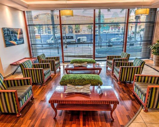 City Lodge Hotel Umhlanga Ridge: Lounge