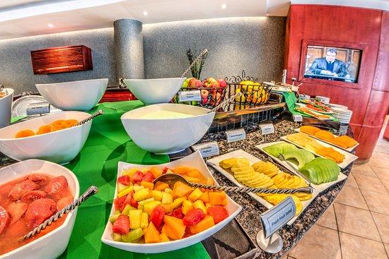 City Lodge Hotel Umhlanga Ridge: Breakfast