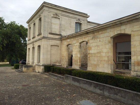 Château Luchey-Halde : Chateau
