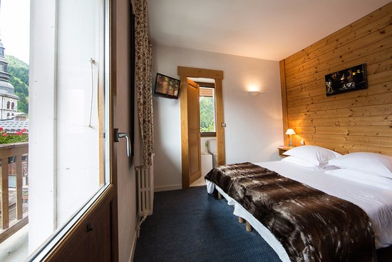 Hotel Christiania: Chambre double