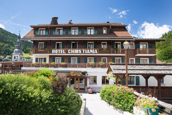 Photo of Hotel Christiania La Clusaz
